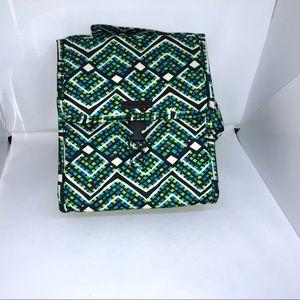 Vera Bradley Lunch Bag Green Diamond